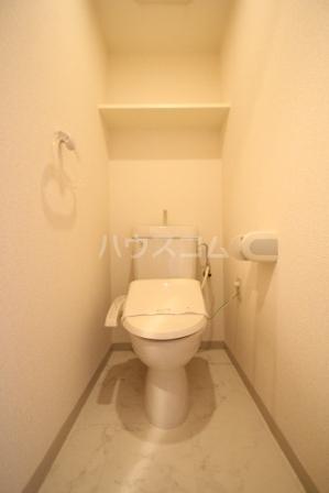 スカイヒルズ我孫子 203号室のトイレ