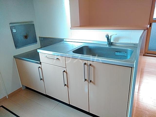 アタラクシアB 101号室のキッチン
