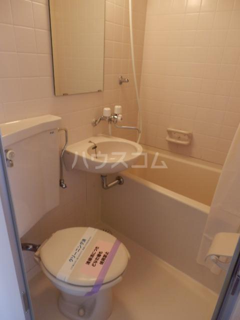 ピア6 603号室の風呂