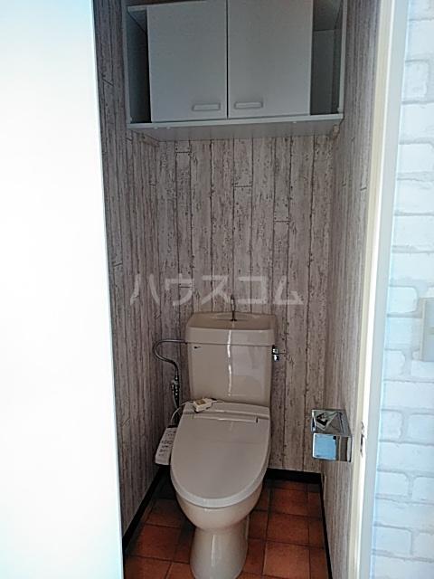 リエス春日部 303号室のトイレ