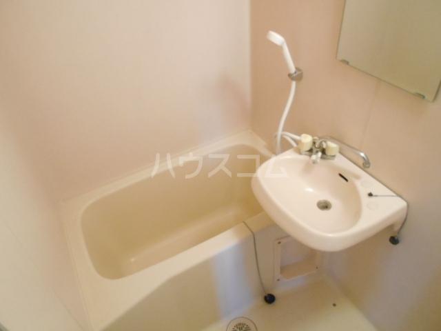 ハイツラフォーレⅡ 201号室の風呂