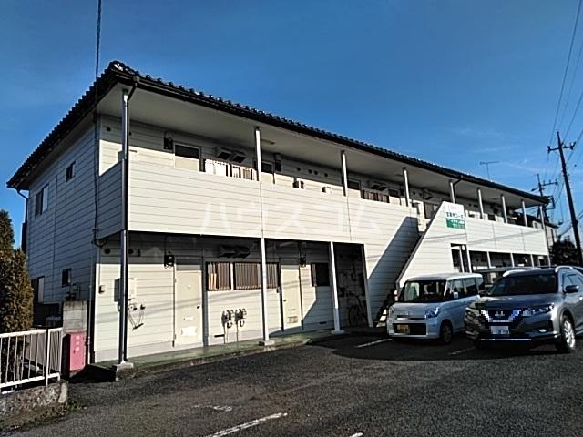 宝積寺コーポ外観写真
