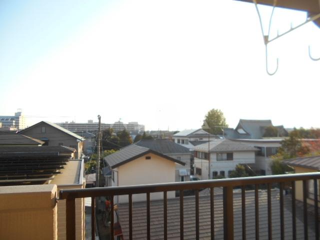 宮ノ脇マンション 302号室の景色