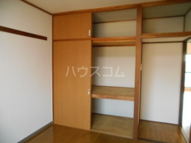宮ノ脇マンション 302号室の収納