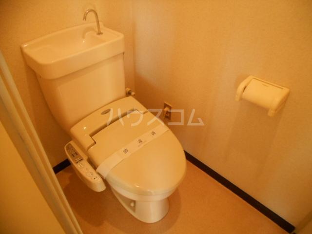 宮ノ脇マンション 302号室のトイレ