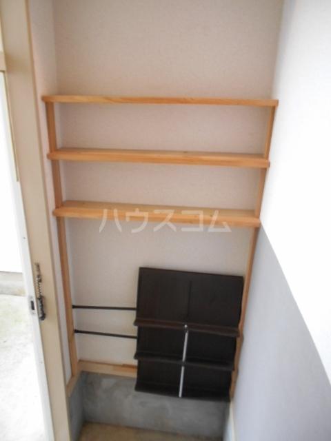 コーポK 101号室の収納