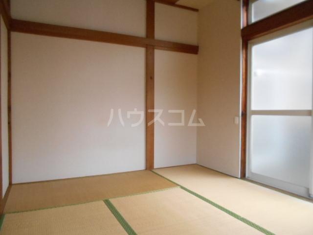 コーポK 101号室の居室