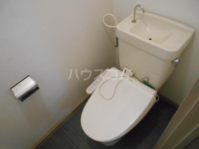 コーポK 101号室のトイレ