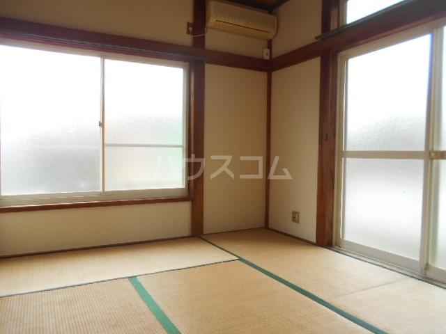 コーポK 102号室の居室