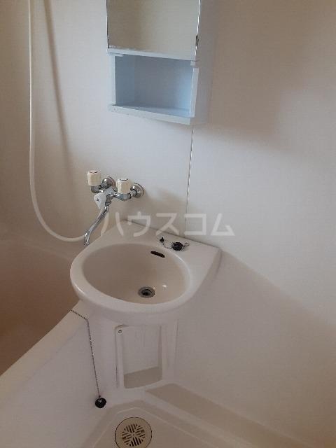 アーバンステイツ 202号室のトイレ