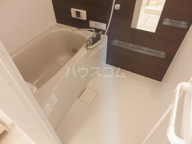 グランドールAbe 201号室の風呂