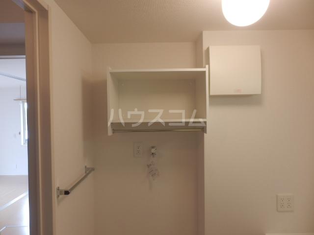 グランドールAbe 201号室の収納