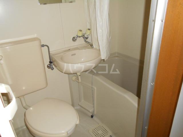 ISプラステリア 103号室のトイレ