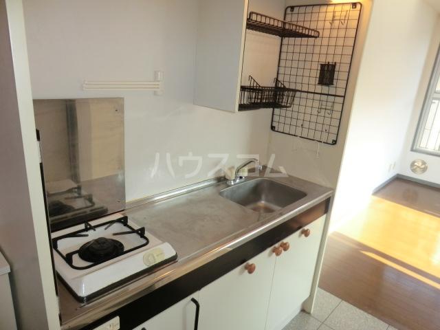 CASAスギザキ 205号室のキッチン