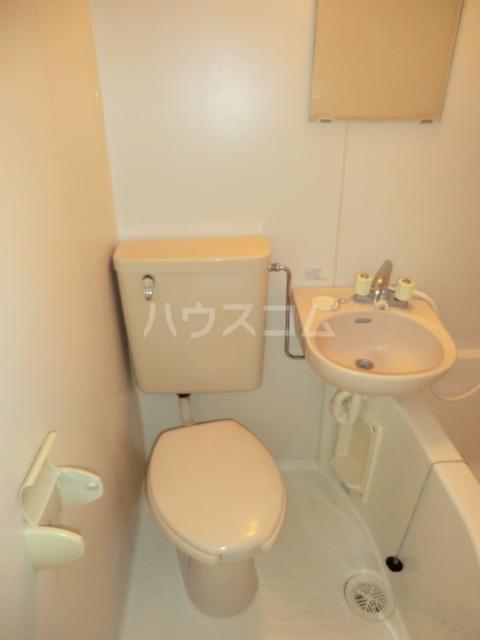 CASAスギザキ 205号室の収納