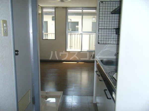 CASAスギザキ 205号室の玄関