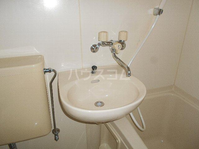 シティパレス相模原 104号室の洗面所