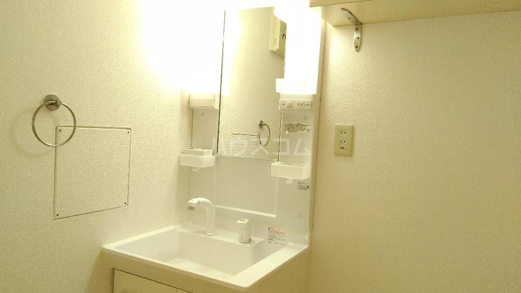 グランドール藤が丘 302号室の洗面所