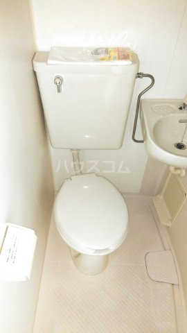 アーバンプラザ相模原 401号室のトイレ