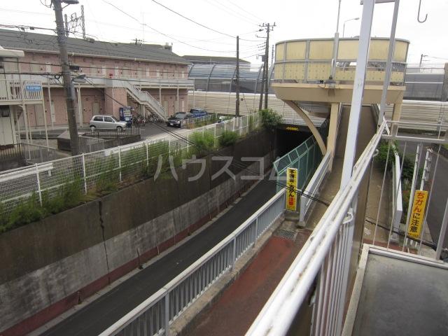 コーポ井垣 201号室の景色