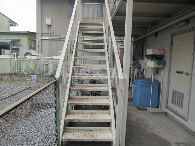 コーポ井垣 201号室の駐車場