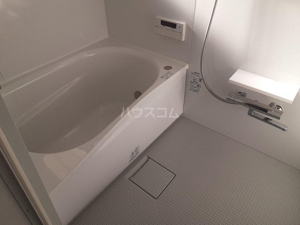 コーポ井垣 201号室の風呂