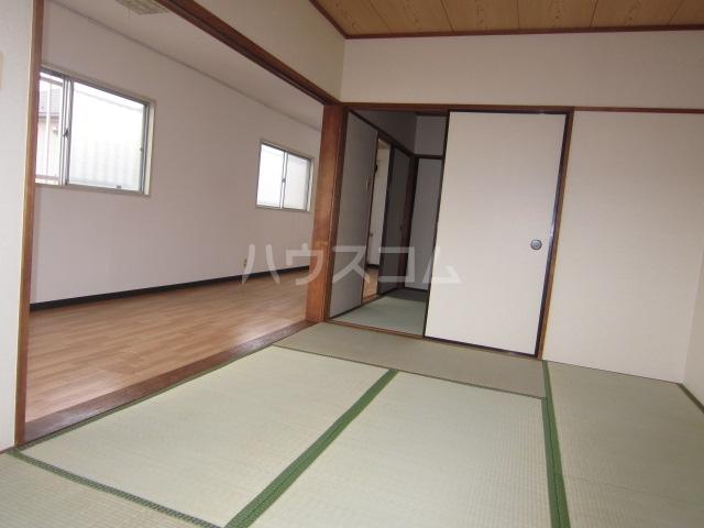 コーポ井垣 201号室の収納