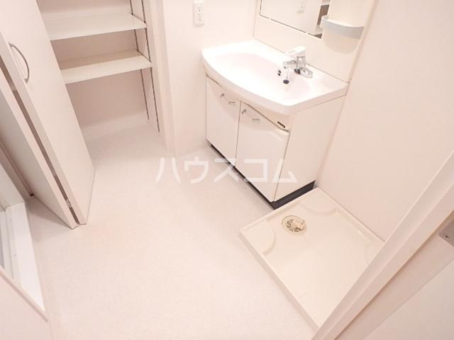 パークアクシス西船橋 503号室の洗面所