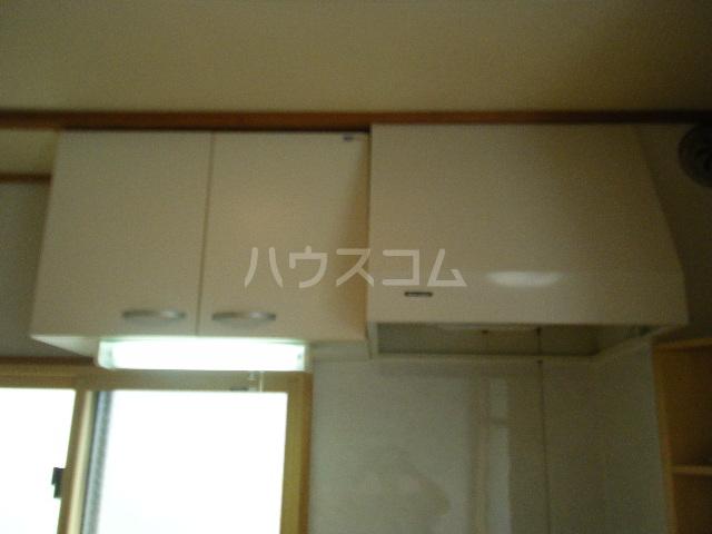 コーポ光栄 102号室のキッチン