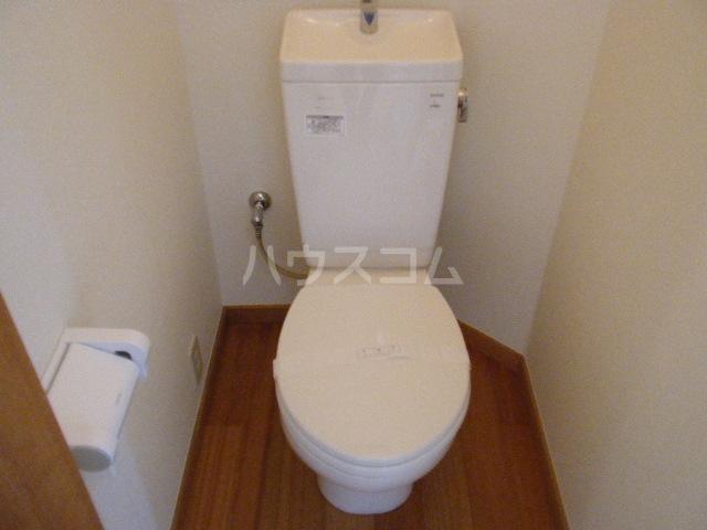 コーポ光栄 102号室のトイレ