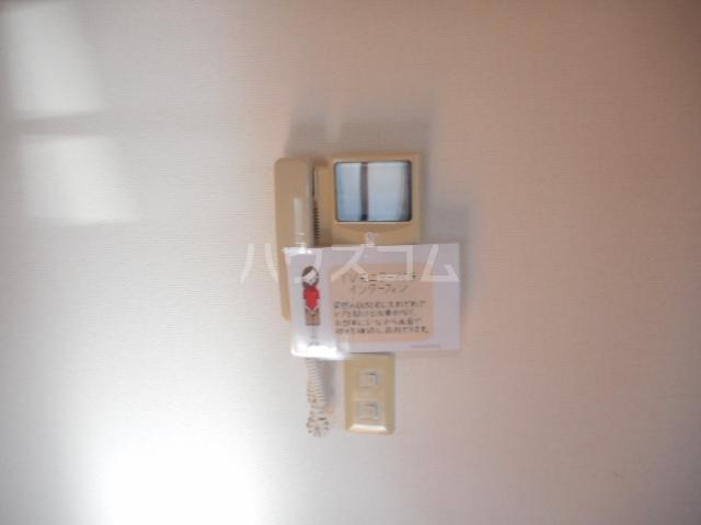 さくらハイツ A 101号室のセキュリティ