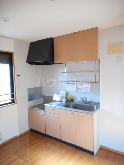 さくらハイツ A 101号室のキッチン