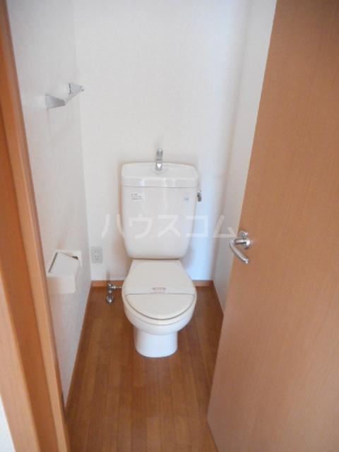 さくらハイツ A 101号室のトイレ