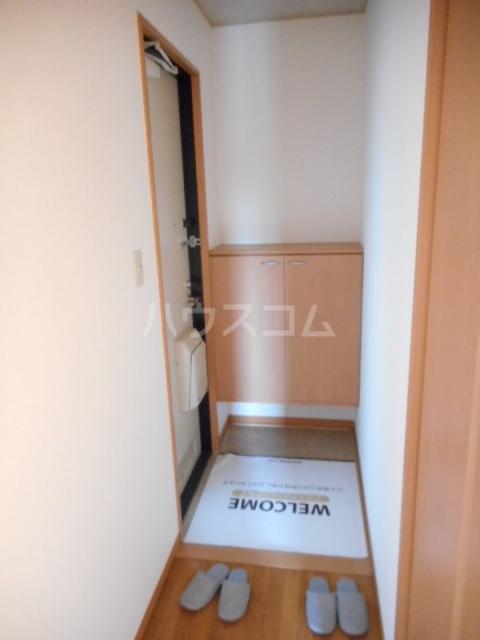 さくらハイツ A 101号室の玄関