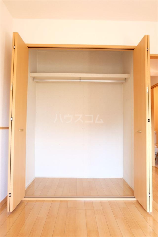 グラシア・K 102号室の収納