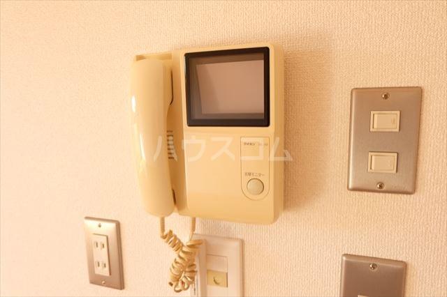 グラシア・K 102号室のセキュリティ