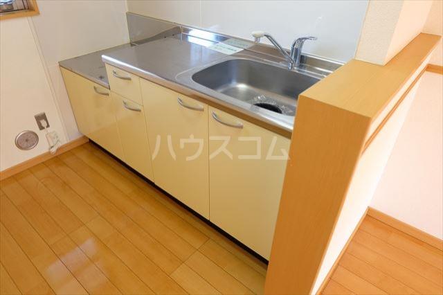 グラシア・K 102号室のキッチン