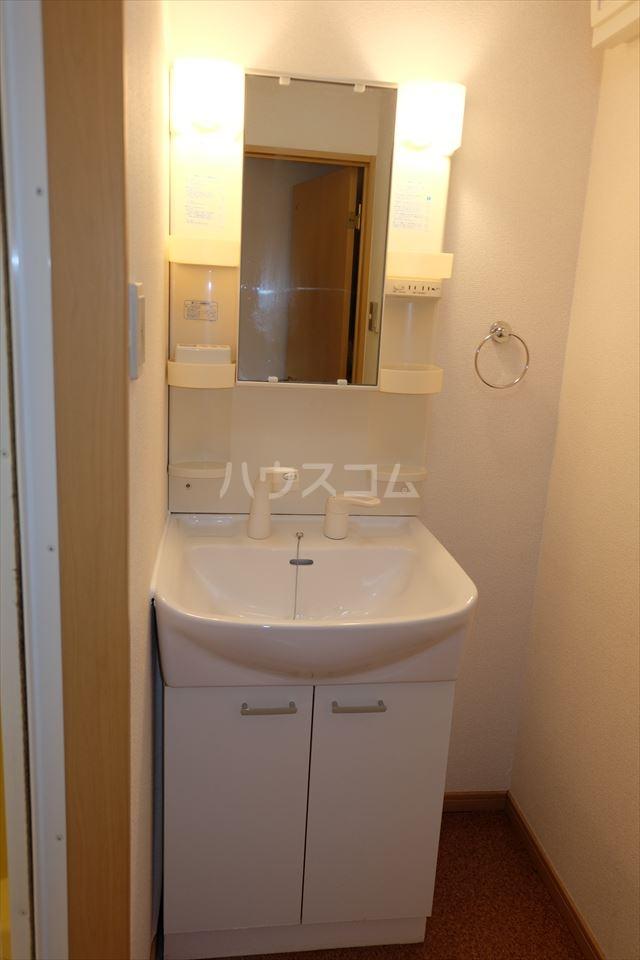 グラシア・K 102号室の洗面所