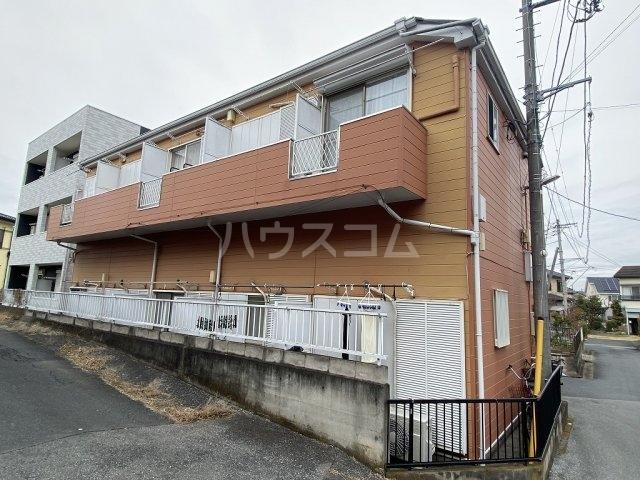 オレンジハイツ 103号室の外観