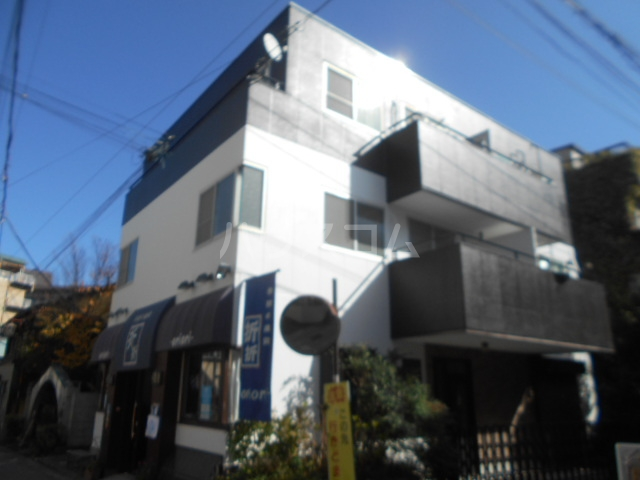 高島マンション外観写真