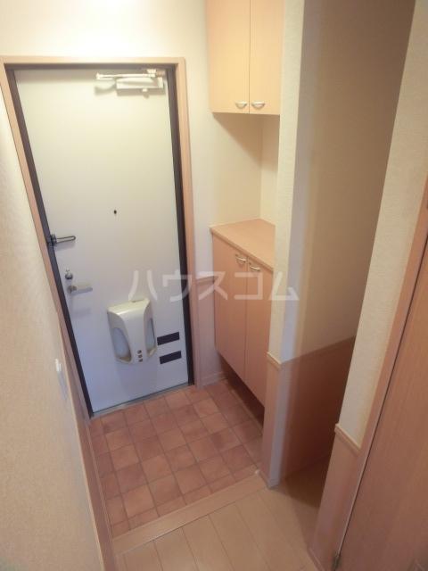 ボナール07 101号室の玄関