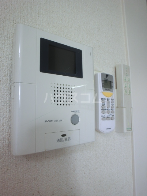 フォルスXI 102号室のセキュリティ