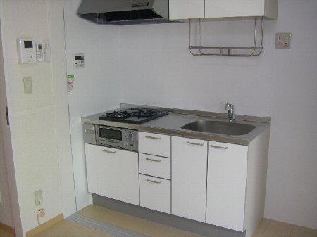 フォルスXI 102号室のキッチン