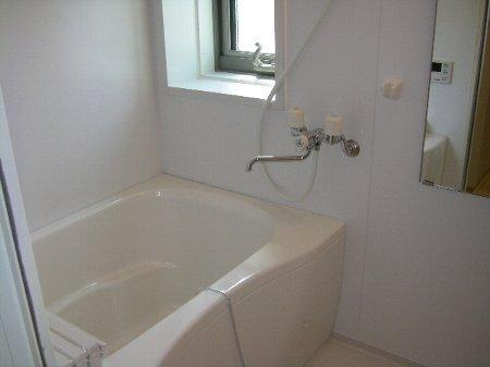 フォルスXI 102号室の風呂