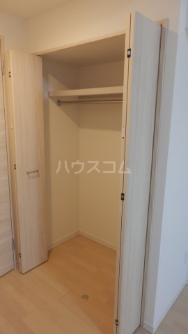 サンライズ宇都宮 406号室の収納