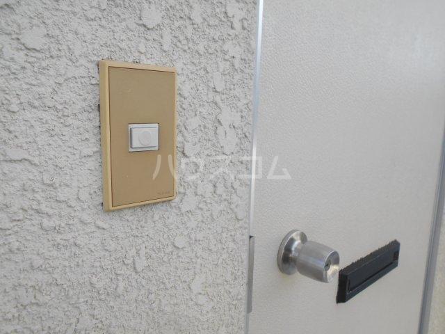 一寸木アパート 201号室のセキュリティ