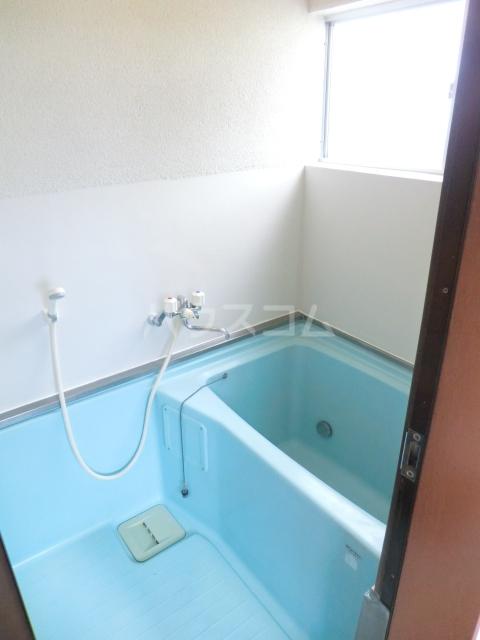 一寸木アパート 201号室の風呂