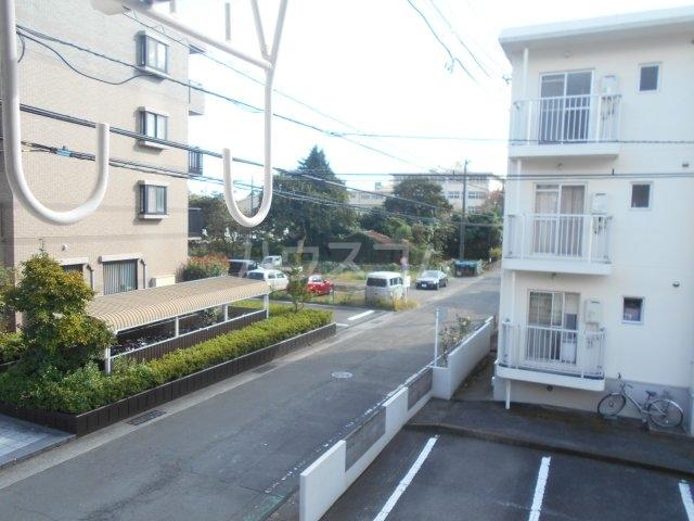 一寸木アパート 201号室の景色