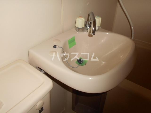 アネックス春日部21 101号室の洗面所
