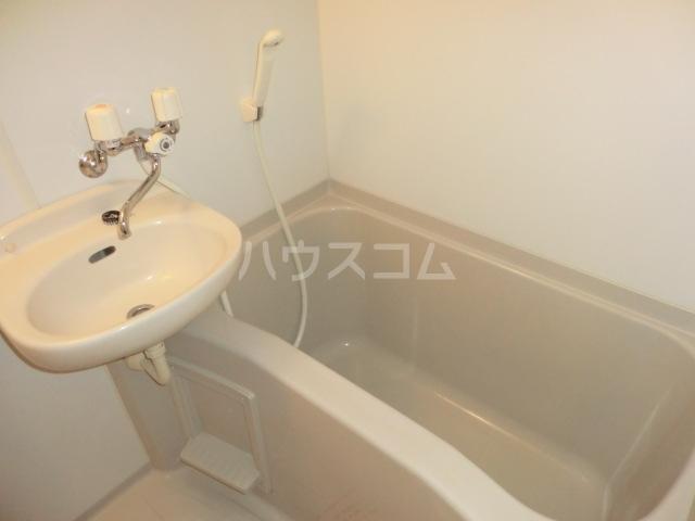 アムール元 203号室の洗面所